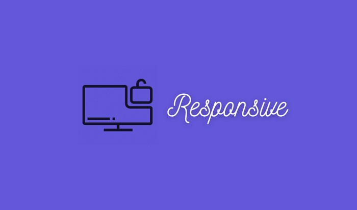 A responsive theme is designed to adjust the device screens size automatically.