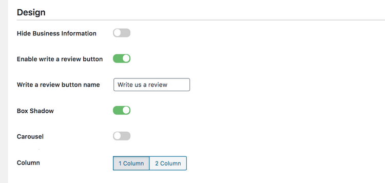 Add Write a Review Button to a WordPress Website