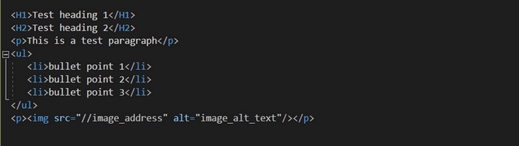 Avoid the inline CSS by using the code editor.