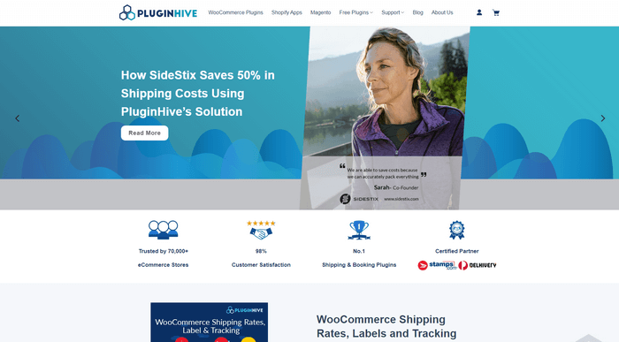 PluginHive is a company that specializes in eCommerce plugins.