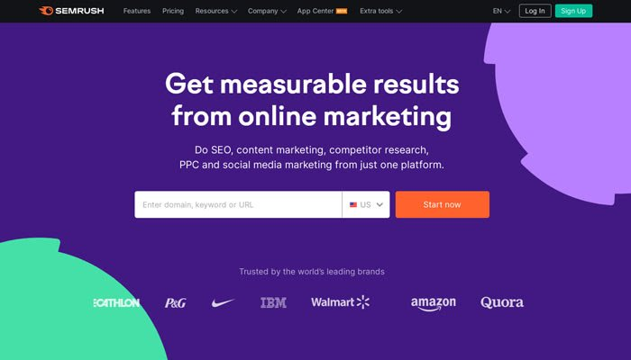 SEMrush is a valuable and great SEO tool.
